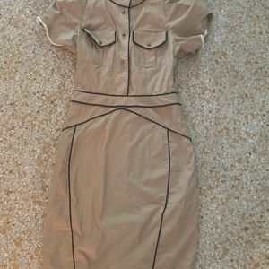 Benson size 0 fitted dress .